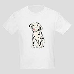 Dalmatian Puppy Kids T-Shirt