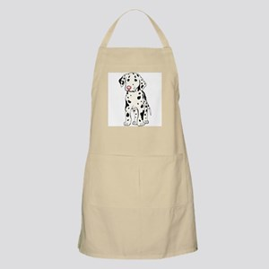 Dalmatian Puppy BBQ Apron