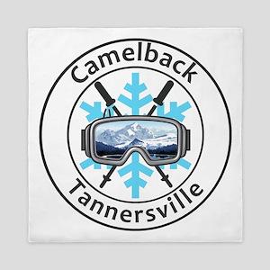 Camelback Ski Area - Tannersville - Queen Duvet