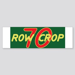 Oliver 70 Row Crop_1 Bumper Sticker