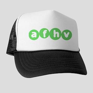afhv bubbles Trucker Hat