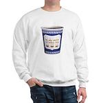 NYC Coffee Cup Sweatshirt