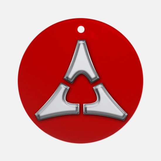 Dodge Fratzog Ornament (Round)