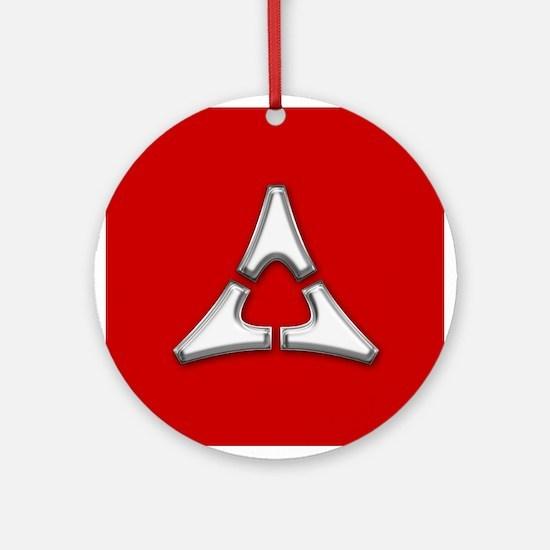 Dodge Fratzog Ornament (Round)