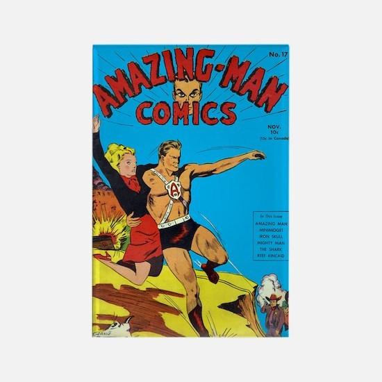$4.99 Classic Amazing-Man Magnet