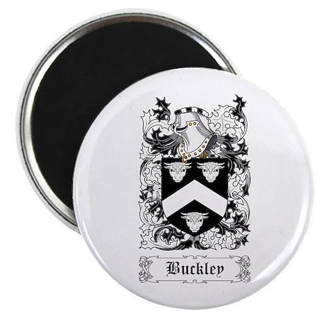 "Buckley 2.25"" Magnet (10 pack)"