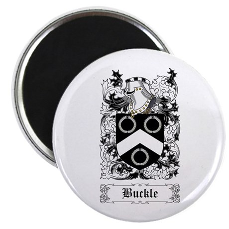 """Buckle 2.25"""" Magnet (10 pack)"""