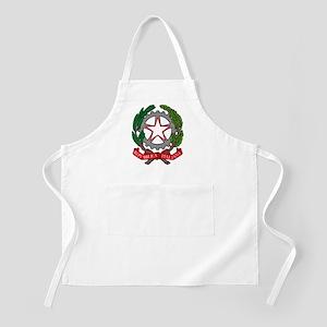 Italian Coat of Arms BBQ Apron