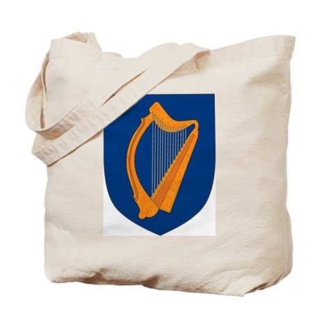 Irish Coat of Arms Tote Bag