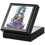 Medusa's Muse logo Keepsake Box