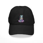 Medusa's Muse logo Black Cap