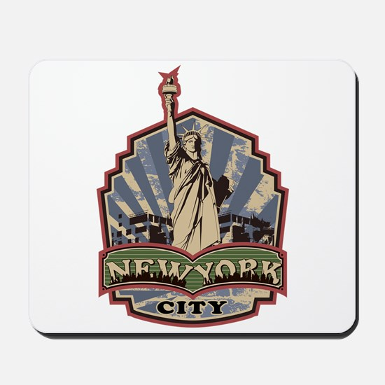 New York City Mousepad
