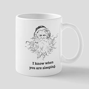 Creepy Santa Mug