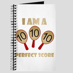 """""""Perfect Score"""" Journal"""