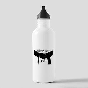 Black Belt Kid Stainless Water Bottle 1.0L