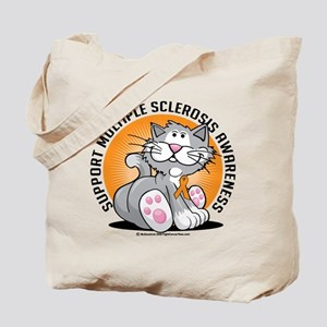 MS Cat Tote Bag