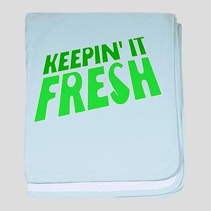 Keepin It Fresh Infant Blanket