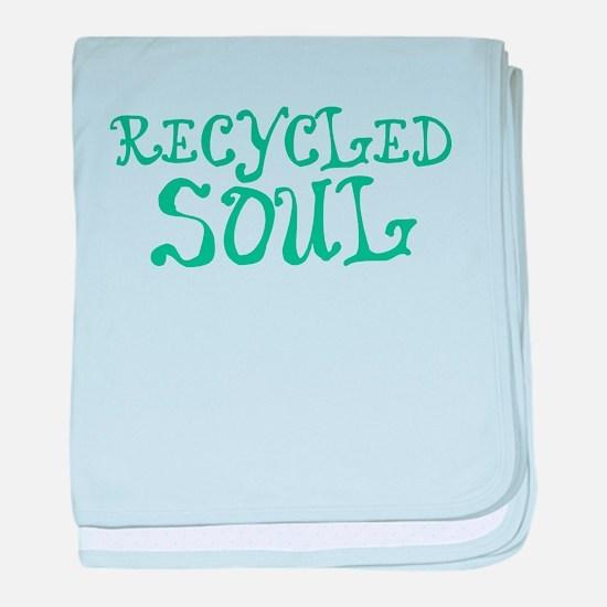 Recycled Soul Infant Blanket