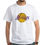 Team Morris! White T-Shirt