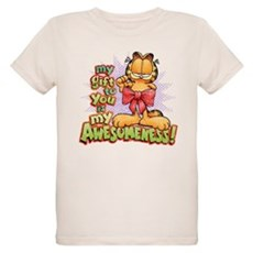 My Awesomeness Organic Kids T-Shirt