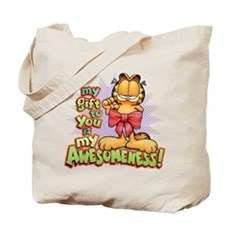My Awesomeness Tote Bag