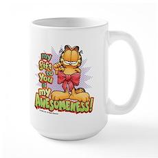 My Awesomeness Large Mug