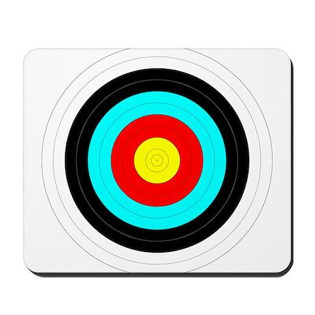 Archery Target Mousepad