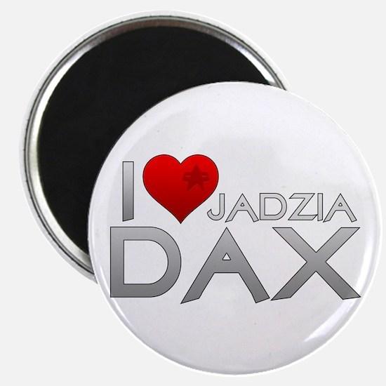 I Heart Jadzai Dax Magnet