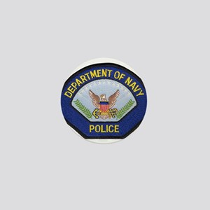 U S Navy Police Mini Button (100 pack)