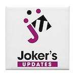 Joker's Tile Coaster