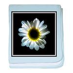 Daisy Flower Infant Blanket