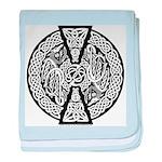 Celtic Dragons Infant Blanket