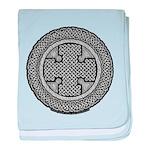 Celtic Cross Infant Blanket