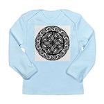 Celtic Shield Long Sleeve Infant T-Shirt