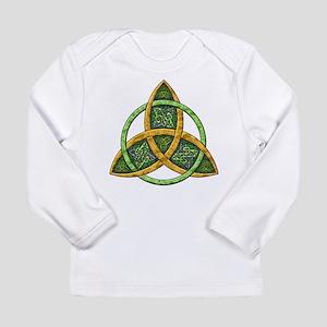 Celtic Trinity Knot Long Sleeve Infant T-Shirt