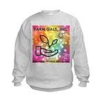 Farm Gals Logo Sweatshirt