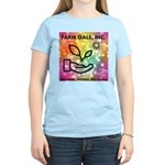 Farm Gals Logo T-Shirt