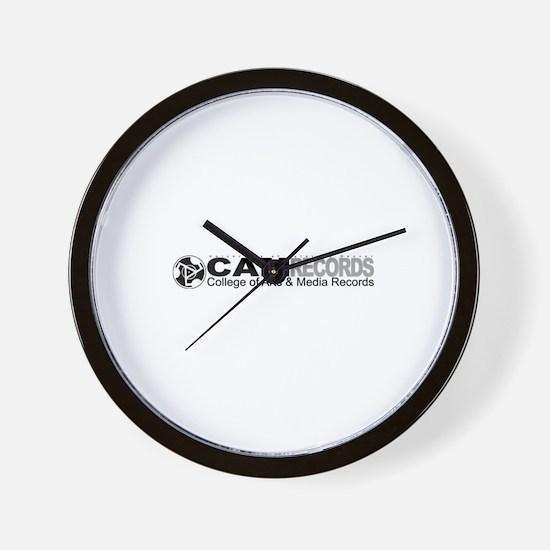 Funny Record Wall Clock