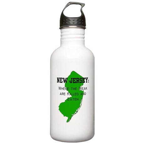 Killed and Eaten Stainless Water Bottle 1.0L