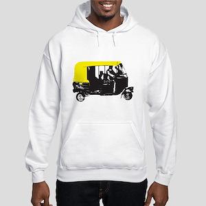Rickshaw Hooded Sweatshirt