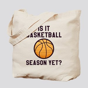 Is It Season Yet? Tote Bag