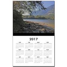 Harrison Lake BC Calendar Print