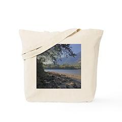 Harrison Lake BC Tote Bag