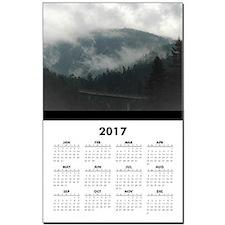 Vancouver North Shore Calendar Print