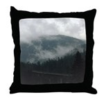 Vancouver North Shore Throw Pillow