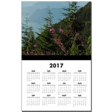 Cypress Mountain BC Calendar Print
