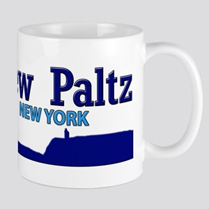 New Paltz Blue Mohonk Mug