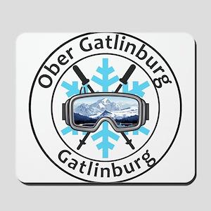 Ober Gatlinburg - Gatlinburg - Tenness Mousepad