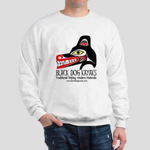 Black Dog Totem Sweatshirt
