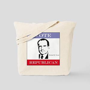 Vote Republican - Nixon Tote Bag
